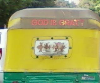 God Is Graet