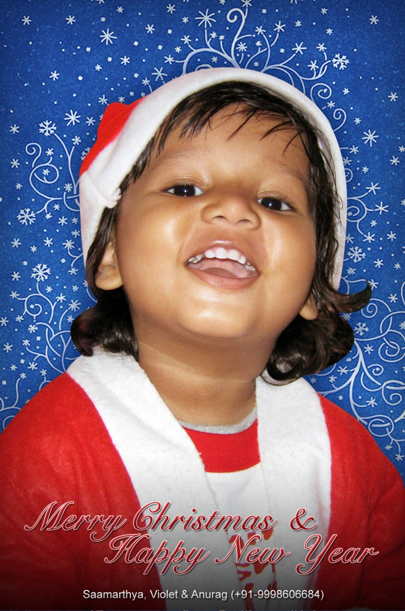 Merry Christmas From Samarthya